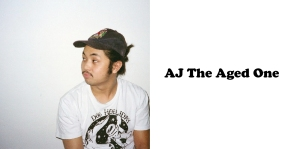 AJ the Aged One Label